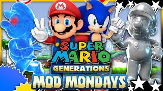 Super Mario Generations (2K 60FPS) - Mod Mondays