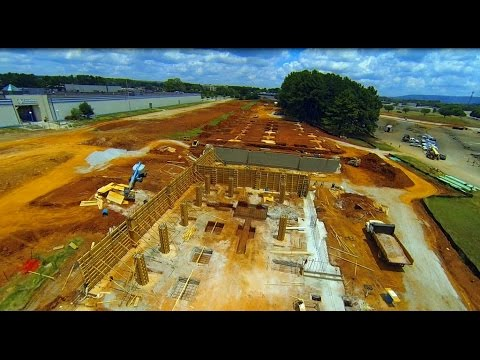 Wynn Drive Construction & Calhoun Expansion,  22-Jun-15