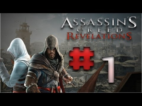 Assassins Creed Revelations Walkthrough (Detonado) Português Part 1 HD