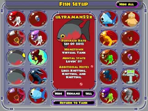 Insaniquarium play free online