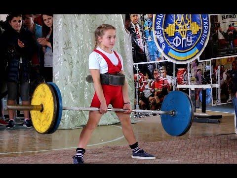 Чемпіонат області серед юнаків і дівчат з пауерліфтингу 29-10-16