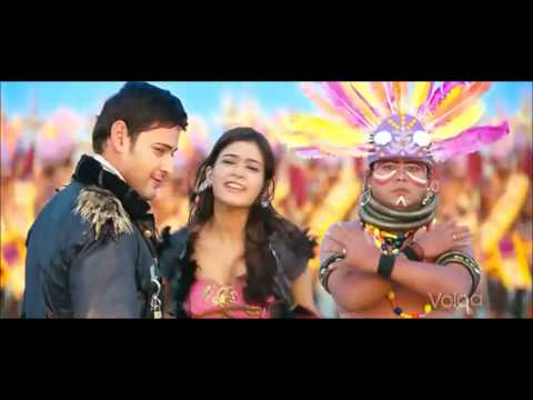 Mahesh Babi in  Dookudu  mix