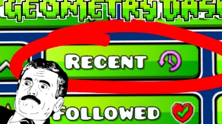 PLAYING RECENT LEVELS | Geometry Dash