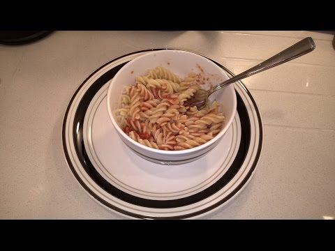 Как сварить макароны в микроволновке рецепты с