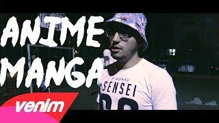 VENIM - ANIME, MANGA (Official Music Video)