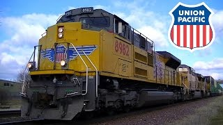 Union Pacific: The Great Big Rollin