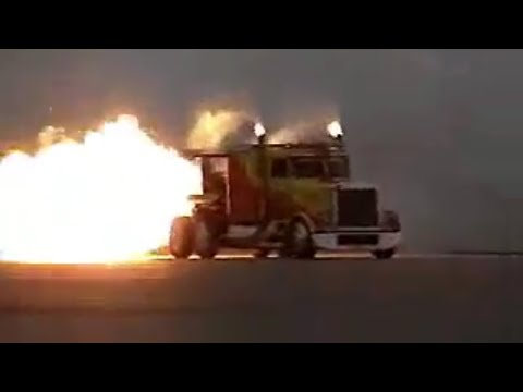 2006 AirPower Over Hampton Roads - Shockwave Jet Truck