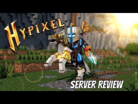 Hypixel Minecraft Server: Server Review
