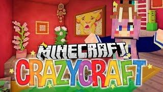 Kawaii House! | Ep 14 | Minecraft Crazy Craft 3.0