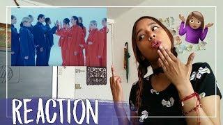DUA LIPA   IDGAF (OFFICIAL MUSIC VIDEO) | REACTION | MELI SBEIB