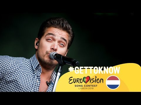 ESC 2018: Get to Know.... WAYLON from THE NETHERLANDS. 🇳🇱