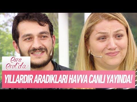 Yıllardır aradıkları kardeşleri Havva canlı yayında  - Esra Erol'da 14 Kasım 2017