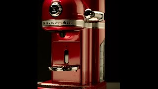 Cleaning: How to clean your Nespresso by KitchenAid coffee machine