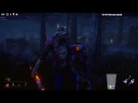 Dead by Daylight RANK 11 SURVIVOR! - THIS A BLOODEH 1v1?