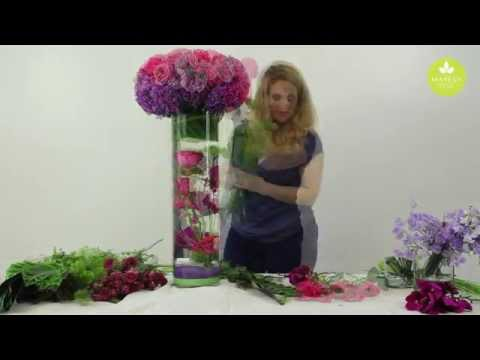 Inspired Floral Design with Beth O'Reilly: Submerged Arrangement