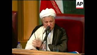 Download Lagu Rafsanjani chosen head of powerful clerical body Gratis STAFABAND