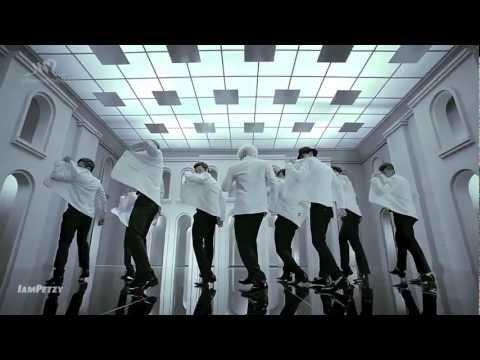 Super Junior - Spy Mirror Dance (slow) video