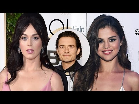 Katy Perry Tweets Cryptic Response After Selena Gomez & Orlando Bloom PDA?