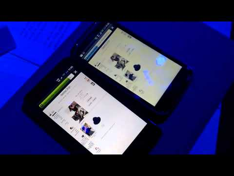 HTC Raider 4G vs. Sensation speed test