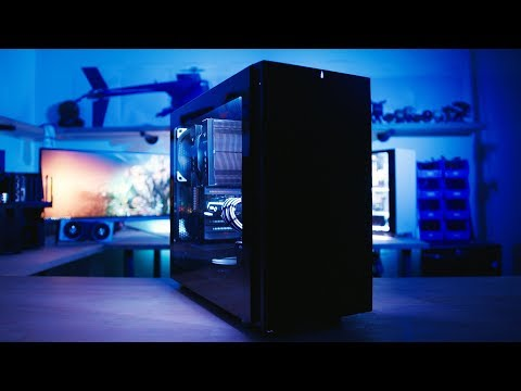 We took his computer to the NEXT LEVEL | Pimp My Rig Ep. 3