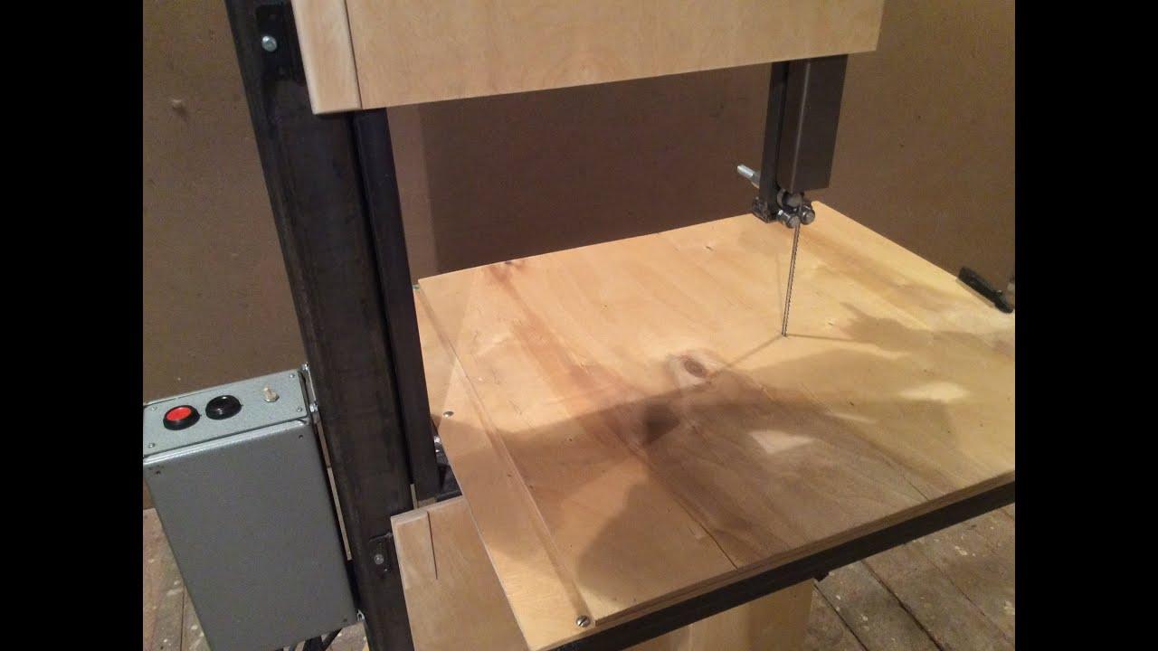 Как самому сделать стол для лобзика