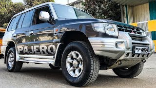 Mitsubishi Pajero SFX - The Legendary SUV | Faisal Khan