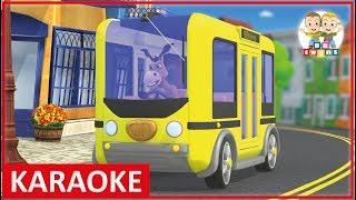 Wheels on the Bus   Karaoke