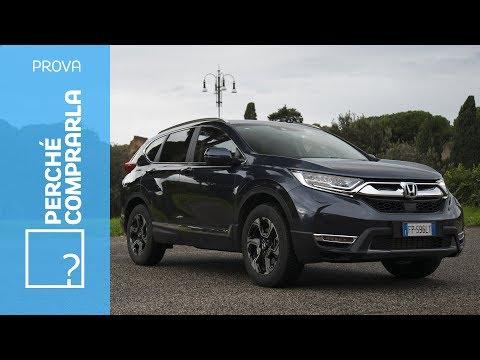 Honda CR-V 2018  Perché comprarla e perché no