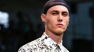 Givenchy | Spring Summer 2015 Full Fashion Show | Menswear | Exclusive 1080p