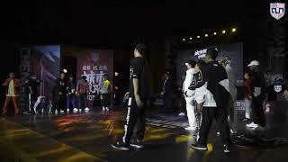 Our City bboys ChengDu vs Tainan 11.23.2018