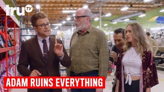 Adam Ruins Everything - Black People Are Left Out of the Gun Control Debate | truTV