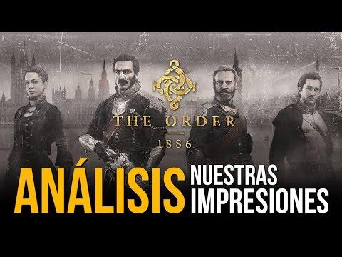 THE ORDER 1886 - Análisis [PS4] - Qué tal está