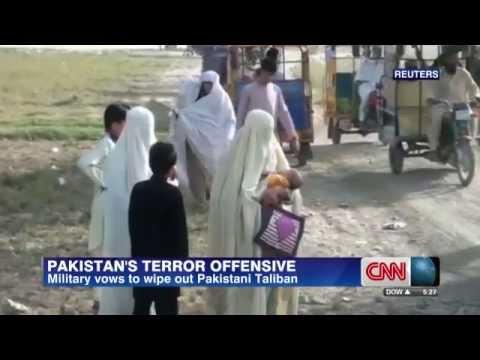 Pakistan Aggressor Punjabi Army Airstrikes Aim to 'Finish Off' Local Pashtuns 'Genocide!!'