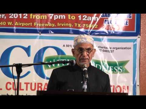 Mazahiya Mushaira - Session 1 - Khamakha Hyderabadi video