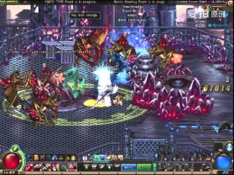 【DFO】Soul Reaper Solo Trombe Power Plant Ult.
