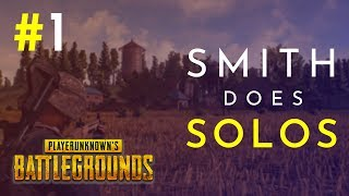 A New Beginning || Smith Does Solos | PUBG Xbox | #1