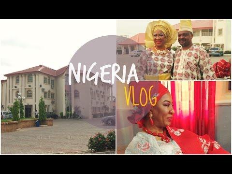 VLOG |  MY TIME IN NIGERIA + GIVEAWAY WINNER