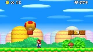 New Super Mario Bros. - World 1-1