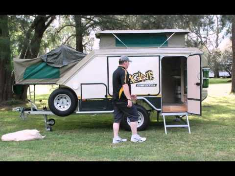 Popular Summit Everest Camping Trailer For Sale   Caravans And Campers