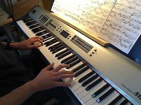The Prayer  (piano Cover; Dan Coates Arrangement) video