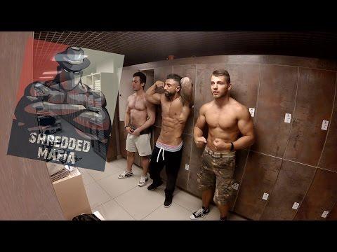 Тренировка грудных мышц с ChestBrah.