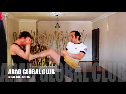 Muay Thai Tekmeleri | Eskişehir Muay Thai Okulu |  Eskişehir Kick Boks