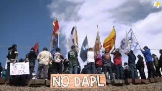 "La lotta contro il ""Dakota Access Pipeline"""