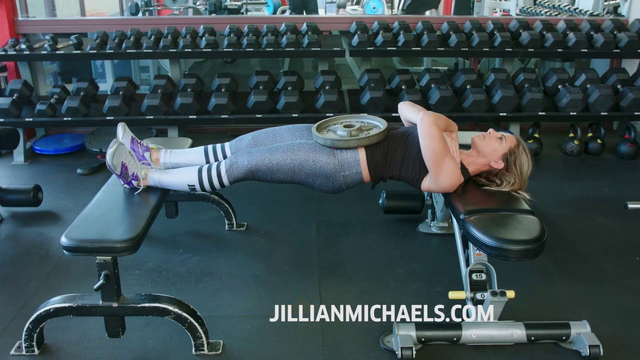 7 Post-Workout Recovery Tips Jillian Michaels Swears By