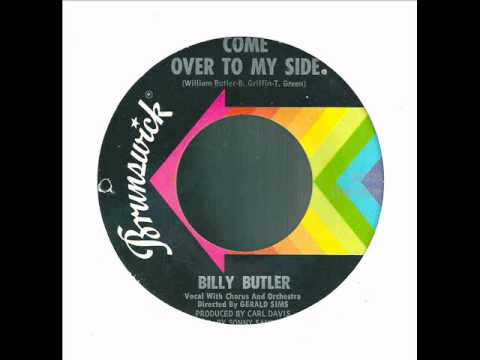 billy butler - come over to my side - brunswick.wmv