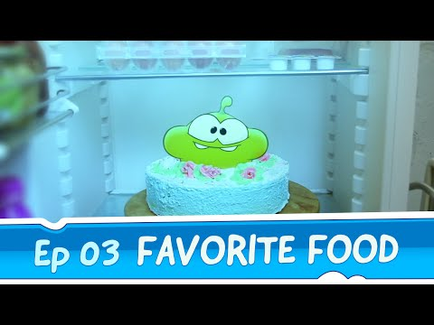 Om Nom Stories: Favorite Food (Episode 3. Cut the Rope)