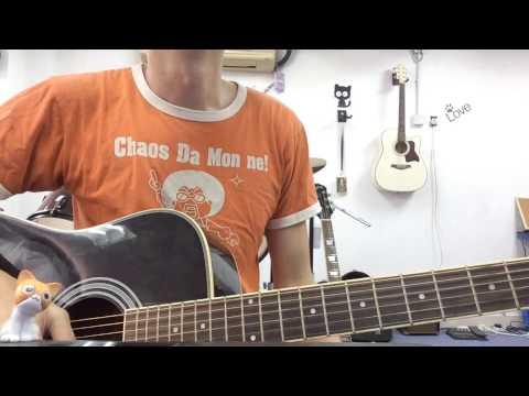 初學吉他预备班网上教学-第一课(单音练习)