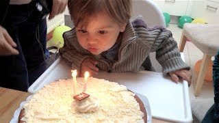 MATTEO TURNS TWO!!!!!