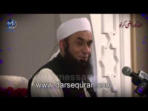 How To Become Happy By Moulana Tariq Jamel video