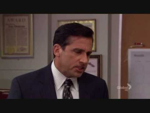 The Office- Michael Scott  No God No